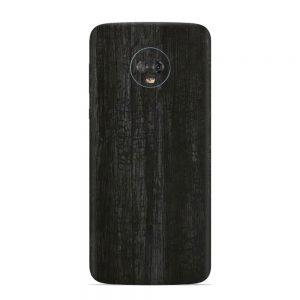 Skin Black Dragonhide Motorola G6