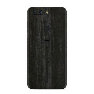 Skin Black Dragonhide OnePlus 5T