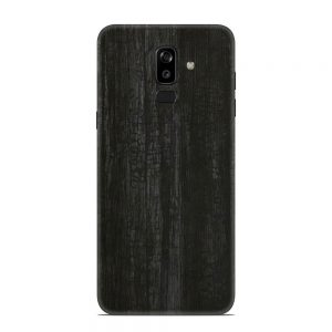 Skin Black Dragonhide Samsung Galaxy J8