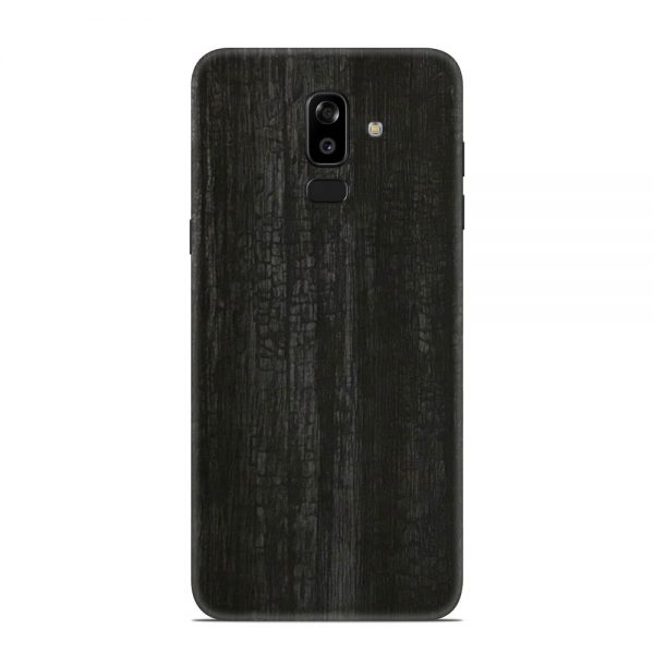 Skin Black Dragonhide Samsung Galaxy J8