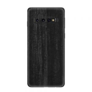 Skin Black Dragonhide Samsung Galaxy S10 / S10 Plus