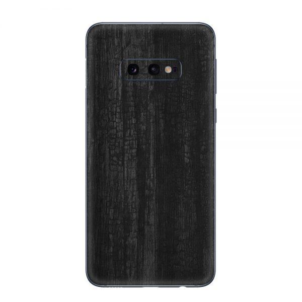 Skin Black Dragonhide Samsung Galaxy S10e