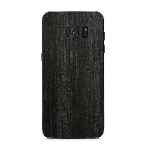 Skin Black Dragonhide Samsung Galaxy S7 Edge