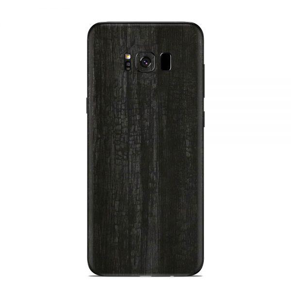 Skin Black Dragonhide Samsung Galaxy S8