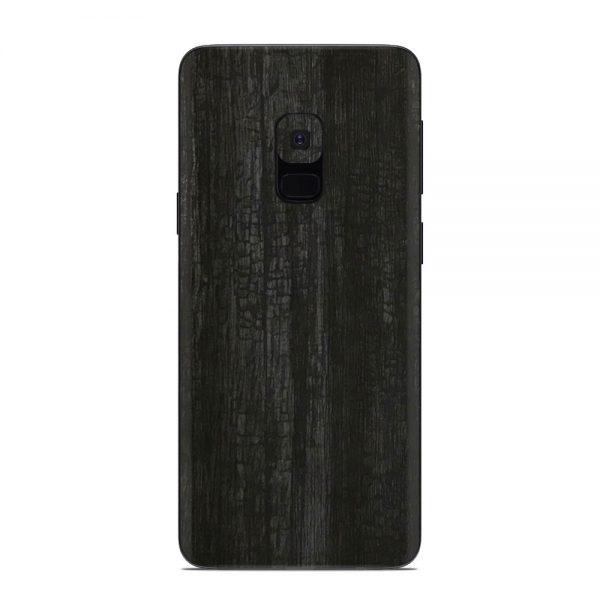 Skin Black Dragonhide Samsung Galaxy S9 / Galaxy S9 Plus