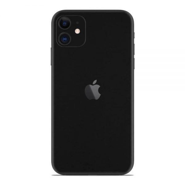 Skin Dead Black Matte iPhone 11