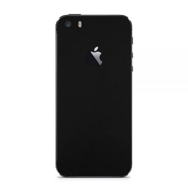 Skin Dead Black Matte iPhone 5 / 5s / SE
