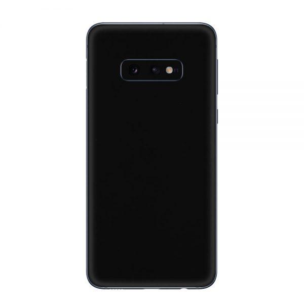 Skin Dead Black Matte Samsung Galaxy S10e