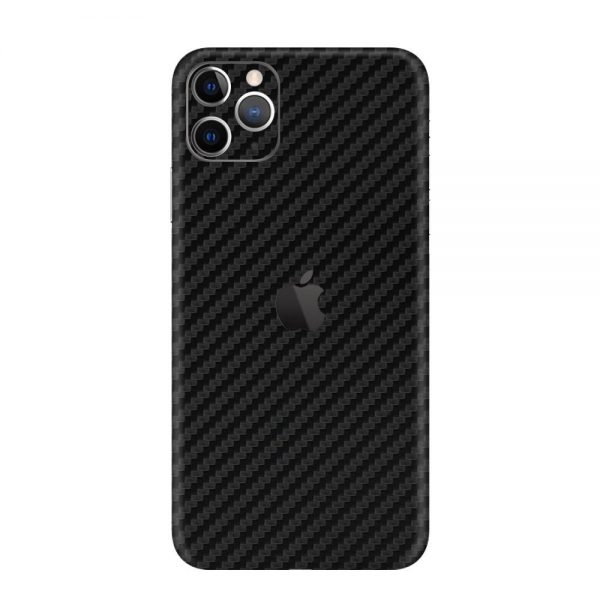 Skin fibra de carbon iPhone 11 Pro Max
