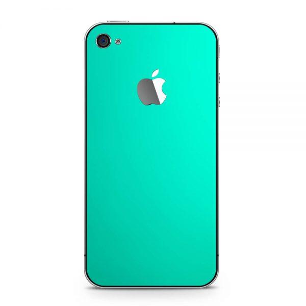 Skin Emerald iPhone 4 / iPhone 4s
