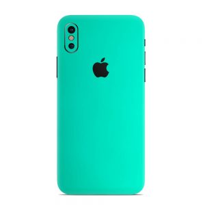 Skin Emerald iPhone X / Xs / Xs Max