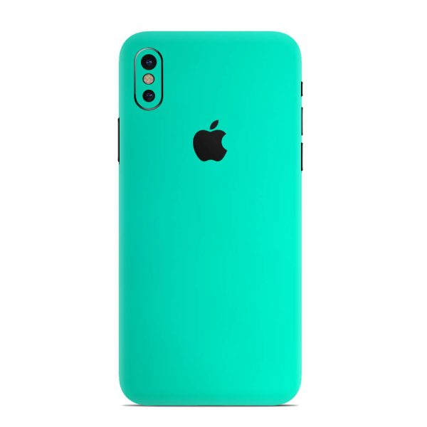 Skin Emerald iPhone X / Xs / Xs Max