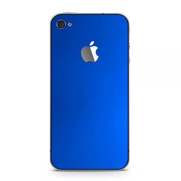 Skin Cool Deep Blue iPhone 4 / iPhone 4s
