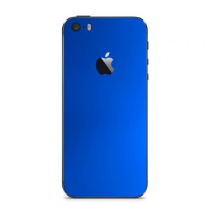 Skin Cool Deep Blue iPhone 5 / iPhone 5s / iPhone SE