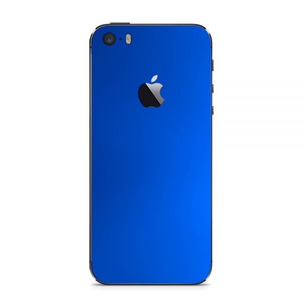 Skin Cool Deep Blue iPhone 5 / iPhone 5s / iPhone SE