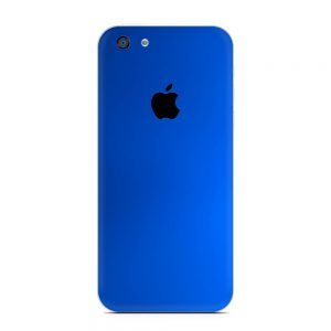 Skin Cool Deep Blue iPhone 5c