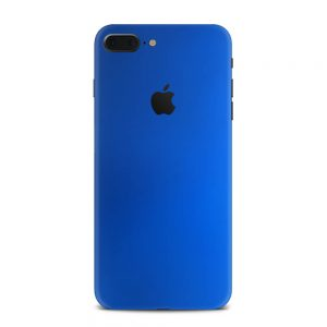 Skin Cool Deep Blue iPhone 7 Plus / iPhone 8 Plus