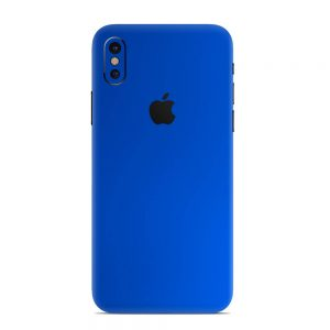 Skin Cool Deep Blue iPhone X / Xs / Xs Max