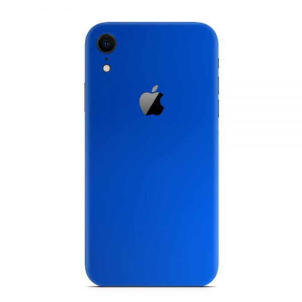 Skin Cool Deep Blue iPhone Xr