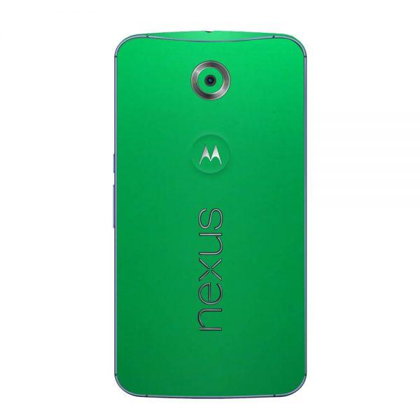Skin Electric Apple Nexus 6