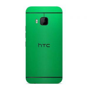 Skin Electric Apple HTC One M9