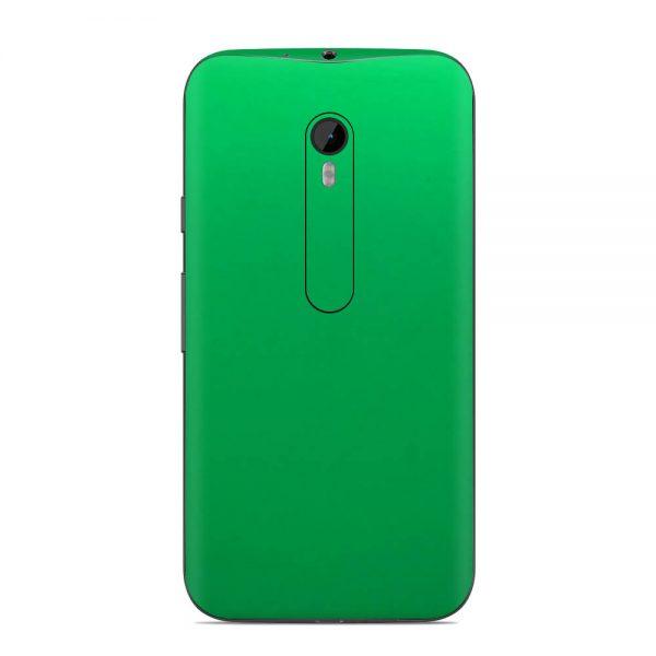 Skin Electric Apple Motorola G3