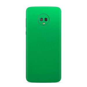 Skin Electric Apple Motorola G6