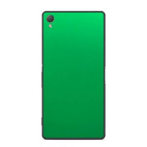 Skin Electric Apple Sony Xperia Z3