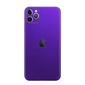 Skin Electric Purple iPhone 11 Pro / iPhone 11 Pro Max