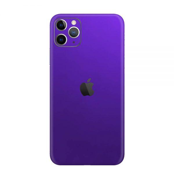 Skin Electric Purple iPhone 11 Pro / iPhone 11 Pro Max