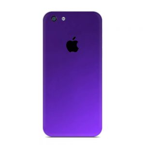 Skin Electric Purple iPhone 5c