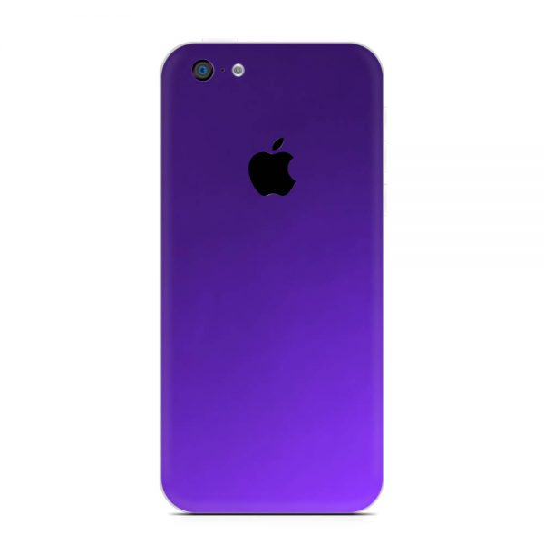 Skin Electric Purple iPhone 5c