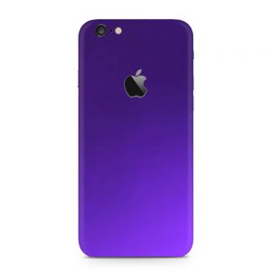 Skin Electric Purple iPhone 6s / 6 Plus
