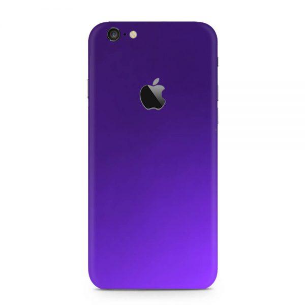 Skin Electric Purple iPhone 6s / 6 Plus