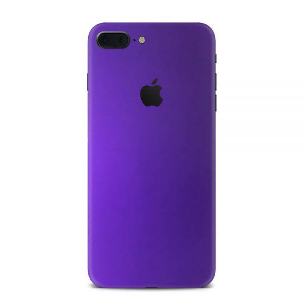 Skin Electric Purple iPhone 7 Plus / iPhone 8 Plus