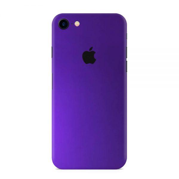 Skin Electric Purple iPhone 7 / iPhone 8