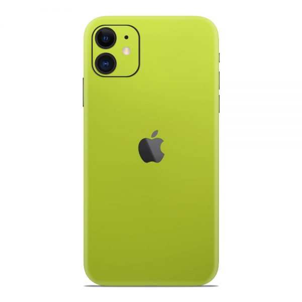 Skin The Booger iPhone 11
