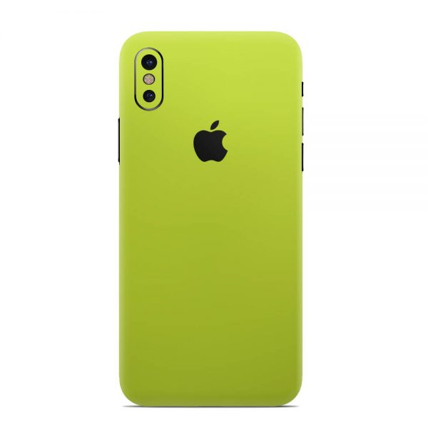 Skin The Booger iPhone X / Xs / Xs Max