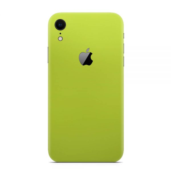 Skin The Booger iPhone Xr