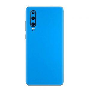 Skin Smurf Blue Huawei P30