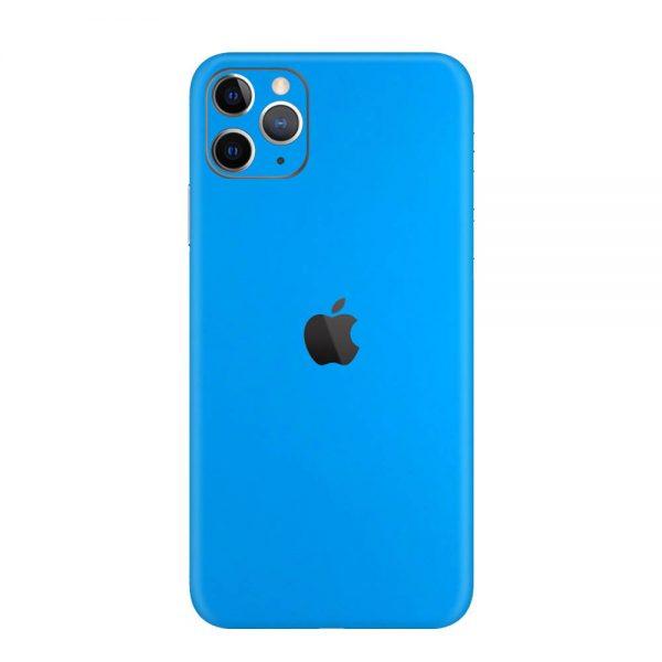 Skin Albastru Riviera Mat iPhone 11 Pro Max