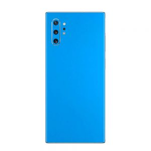 Skin Matte Smurf Blue Samsung Galaxy Note 10 / Note 10 Plus