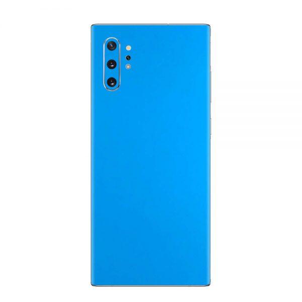 Skin Matte Smurf Blue Samsung Galaxy Note 10 / Note 10 Plus