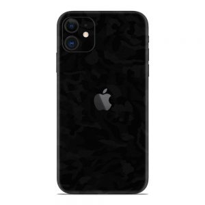 Skin Shadow Black iPhone 11