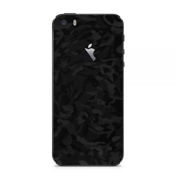 Skin Shadow Black iPhone 5 / iPhone 5s / iPhone SE