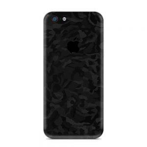 Skin Shadow Black iPhone 5c