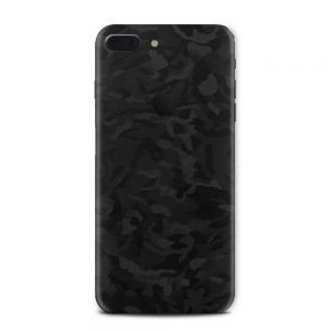 Skin Shadow Black iPhone 7 Plus / iPhone 8 Plus