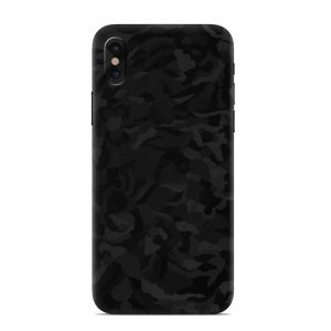 Skin Shadow Black iPhone X / Xs / Xs Max