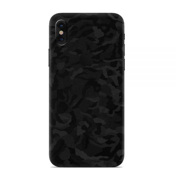 Skin Shadow Black iPhone X / Xs / Xs Max