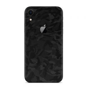 Skin Shadow Black iPhone Xr